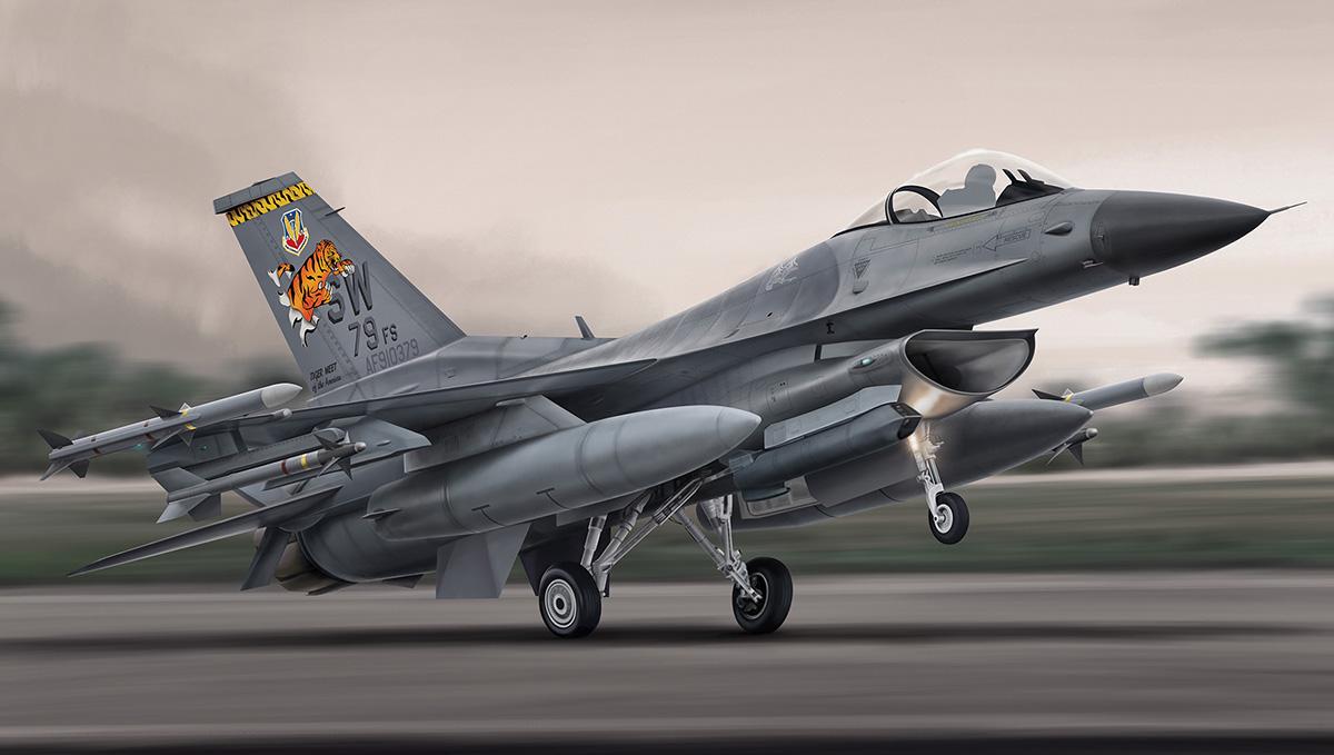 F-16CJ - Block 50 F-16CJ-Block50_6_2