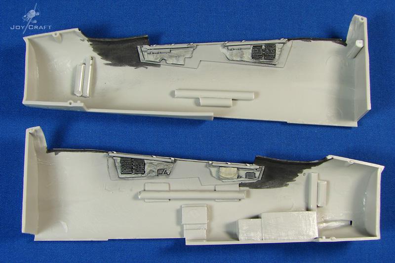 F-14 TOMCAT 1/48 --Montage en commun :Joycraft et Domi --The end WIP_F-14A_033