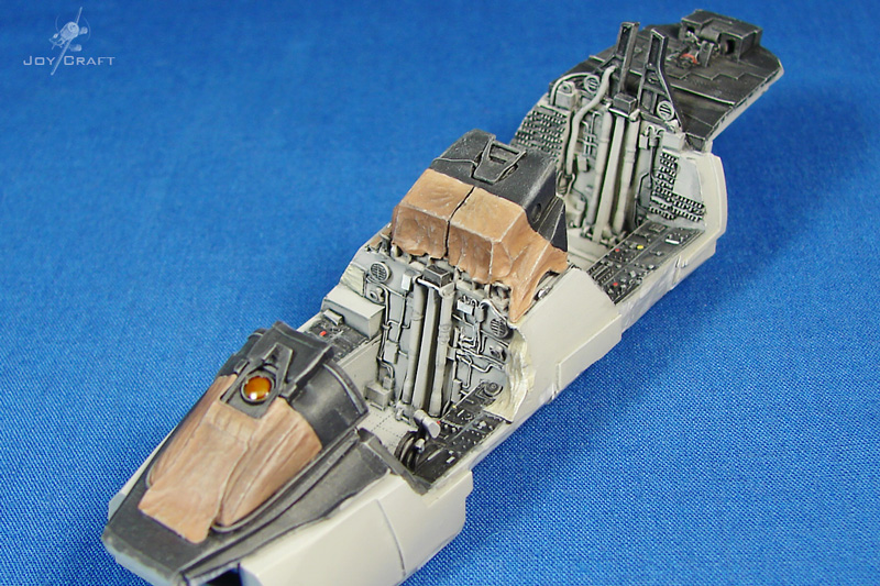 F-14 TOMCAT 1/48 --Montage en commun :Joycraft et Domi --The end WIP_F-14A_036